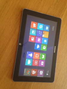 Image of a Windows Tablet